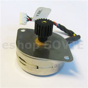 Flipper Table Motor Assembly